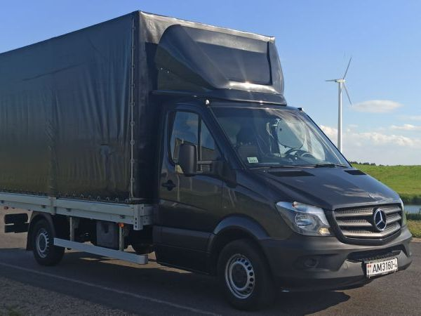 Модель: Mercedes-Benz Sprinter 316